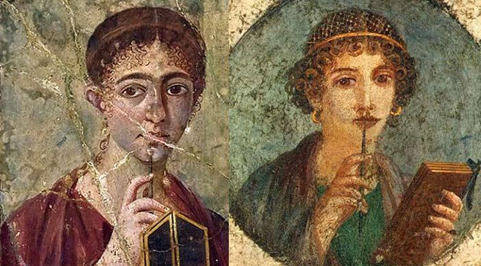 ancient rome women