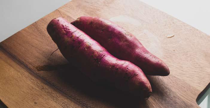sweet potatoes