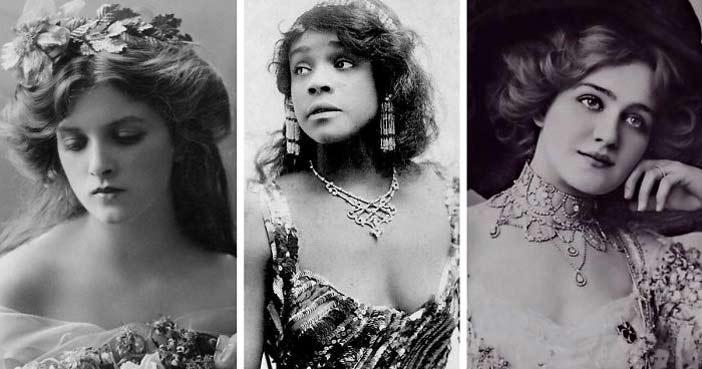 women in the 1900s
